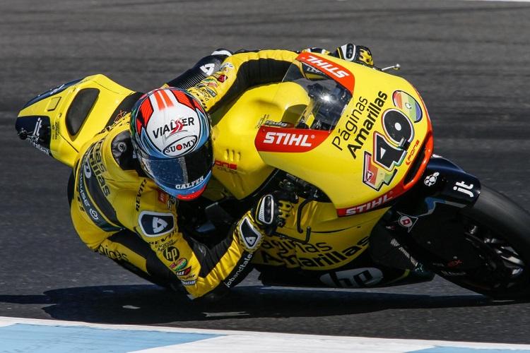 Alex Rins - Photo Credit: MotoGP.com