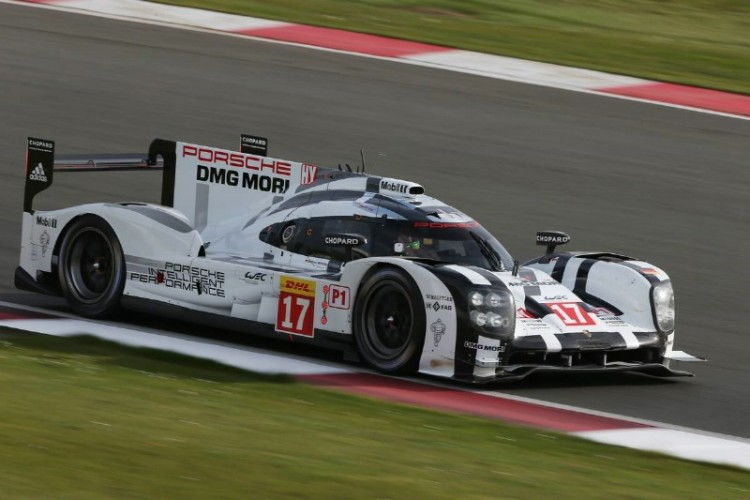 WEC is the target for many youngsters now. (Credit: Porsche AG)