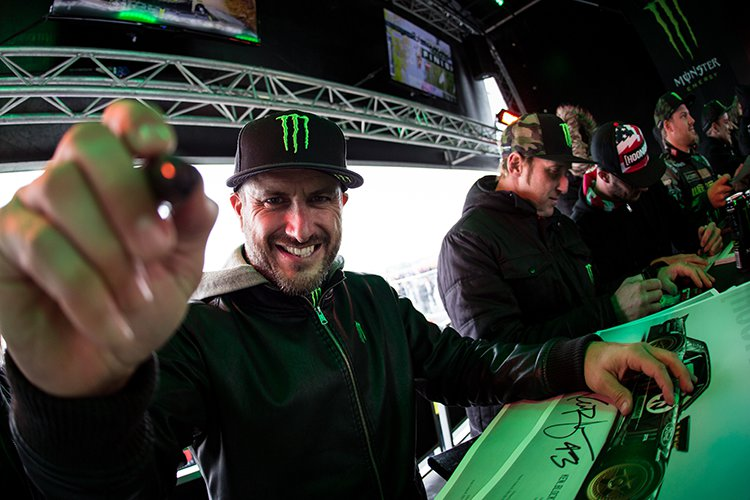 Credit: Monster Energy/Dan Fegent
