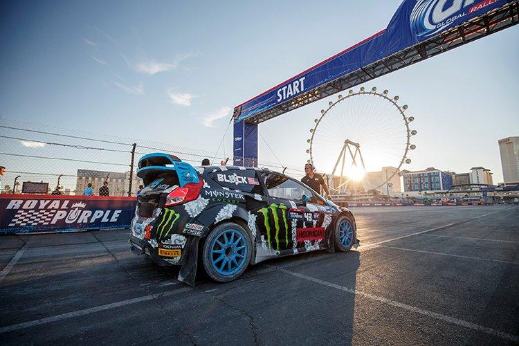 Las Vegas 2014 - Credit: Red Bull Content Pool