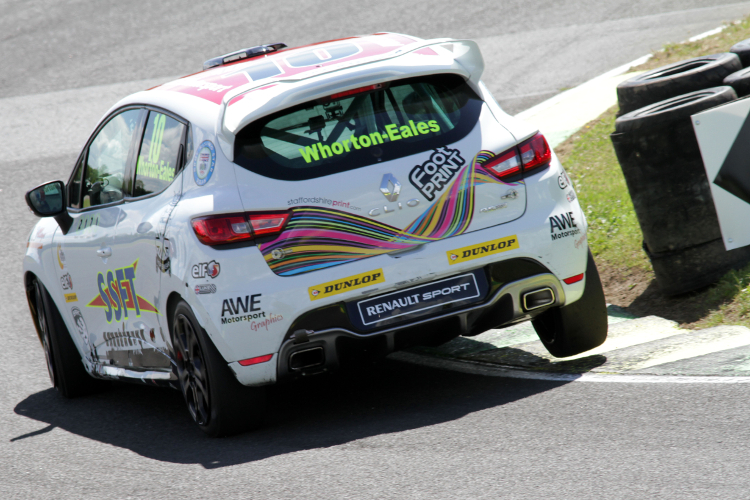 Whorton-Eales Impressively Moved Forward 24 Places In Just 2 Races At Croft - Credit: Jakob Ebrey Photography