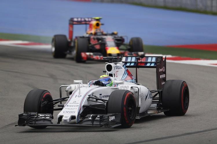 Felipe Massa 8