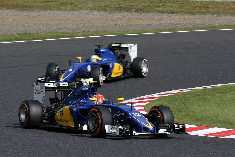 Japanese GP Race 27/09/15