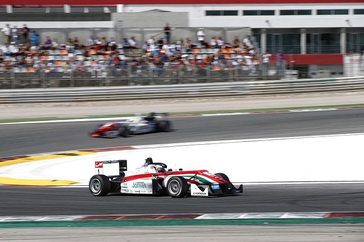 FIA Formula 3 European Championship, round 9, race 3, Portimão (POR)