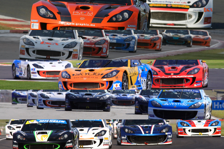 Michelin Ginetta GT4 Supercup - Credits: Jakob Ebrey Photography