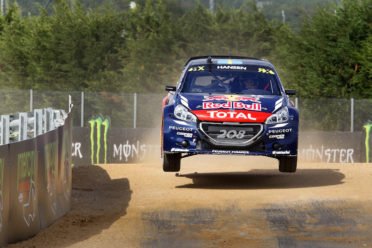 Hansen 2015 Turkey WorldRX