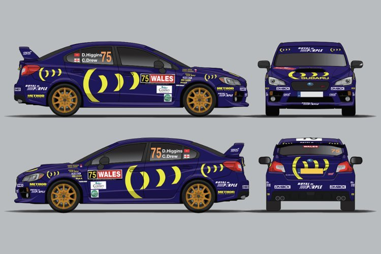 Colin McRae's WRC Title Win To Be Honoured On Wales Rally GB - The Checkered Flag