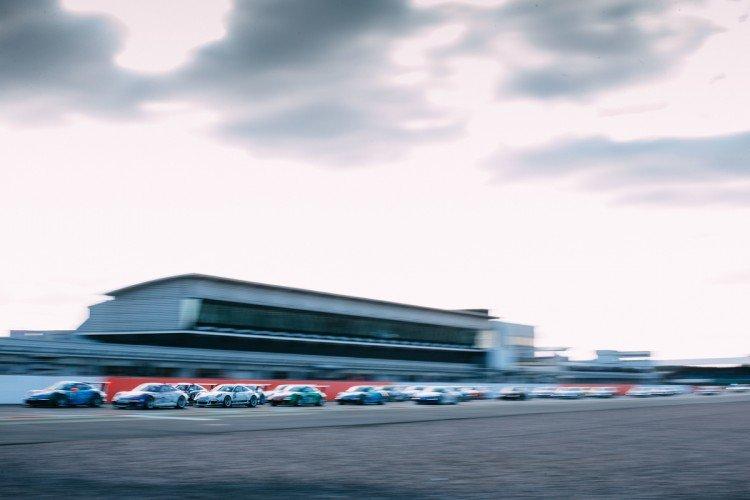 PCCGB15 Silverstone Start