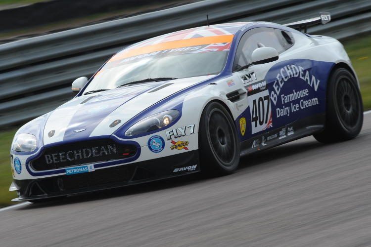 Chadwick Has Made History With Her British GT Success - Credit: Jakob Ebrey Photography