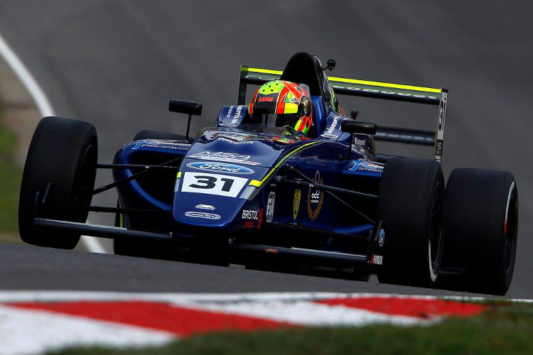 Norris' Name Is In The Record Books As Maiden MSA Formula Champion - Credit: Jakob Ebrey Photography