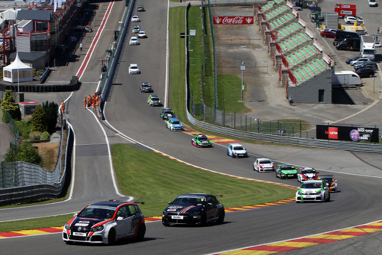Epps' Breakthrough Came At The Iconic Spa-Francorchamps - Credit: Imagevaults
