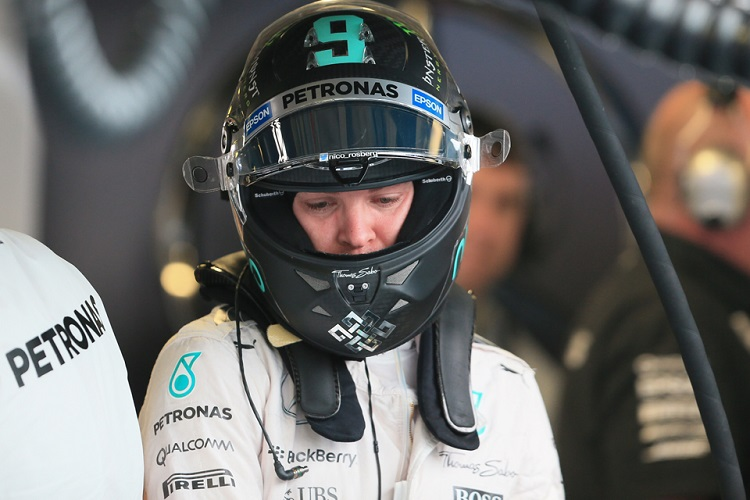 Nico Rosberg 17