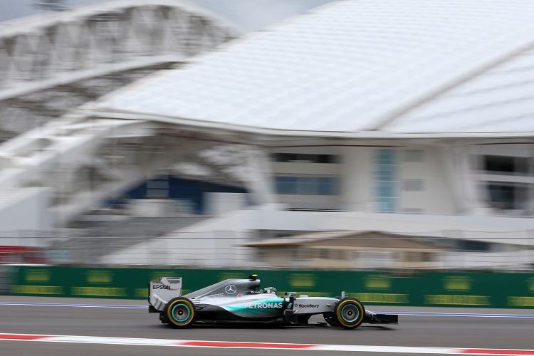 Nico Rosberg 18