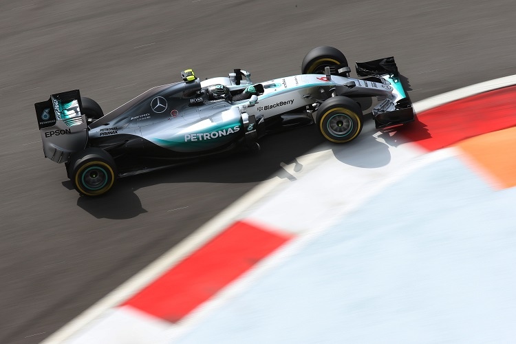 Nico Rosberg 21