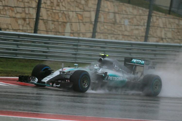 Nico Rosberg 25