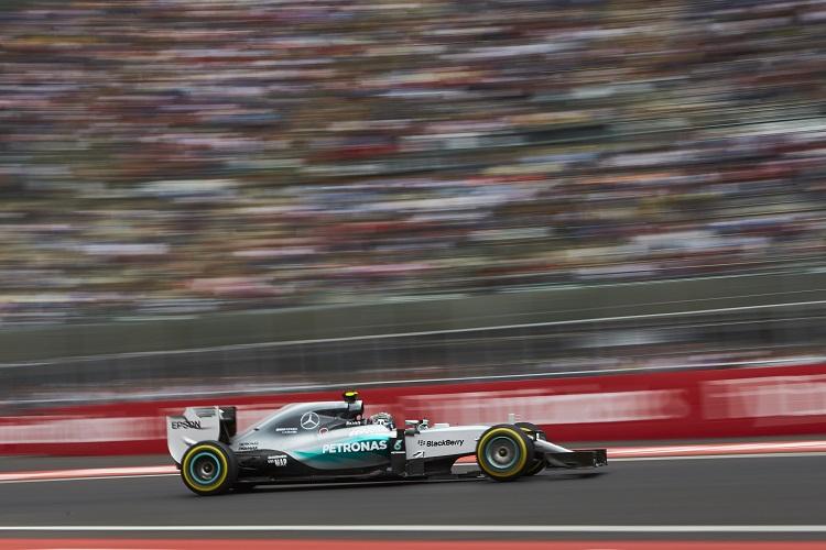 Nico Rosberg 31