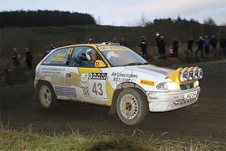 RAC-Rally