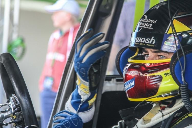 Tom Ingram 2015 Brands Hatch GP
