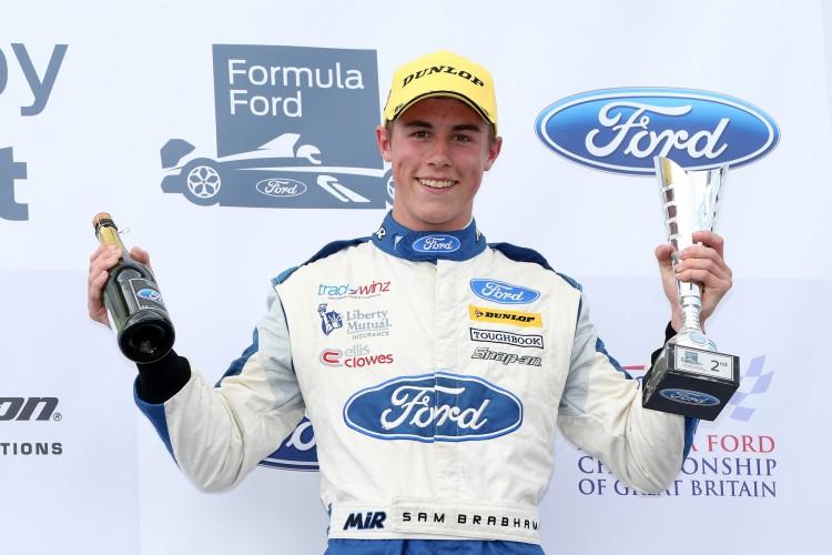 Formula Ford success was sadly cut short. (Credit: Ford GB)