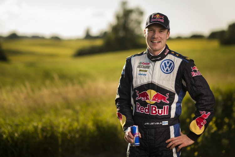 Jari-Matti Latvala - Credit: Red Bull Content Pool