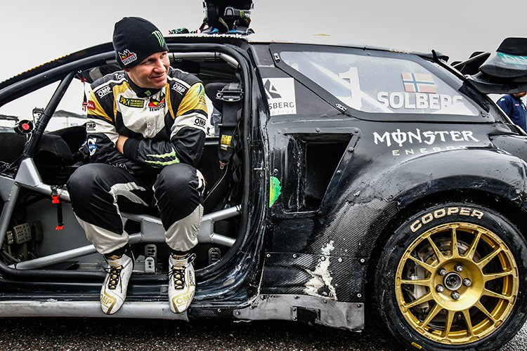 """It's Petter's [Championship] to lose"" - Credit: IMG / FIA WorldRX"