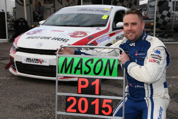 Aaron Mason champion
