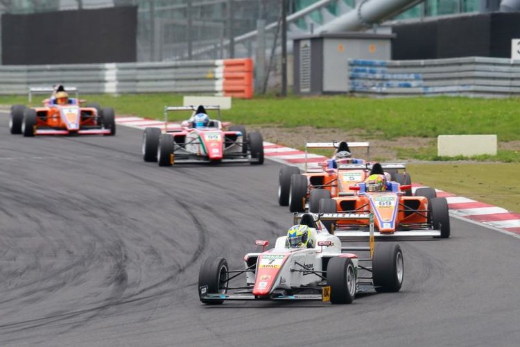 ADAC F4 Joel Eriksson Norris Nurburgring