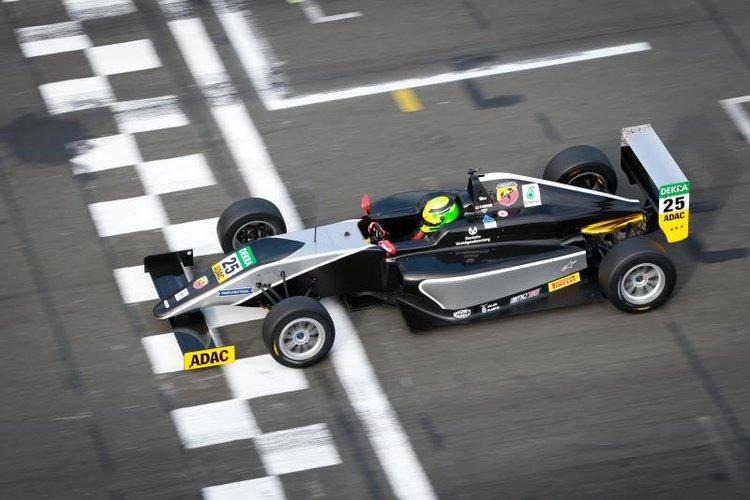 ADAC F4 Mick Schumacher Oschersleben