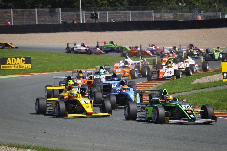 ADAC Formula 4 Race Kremer