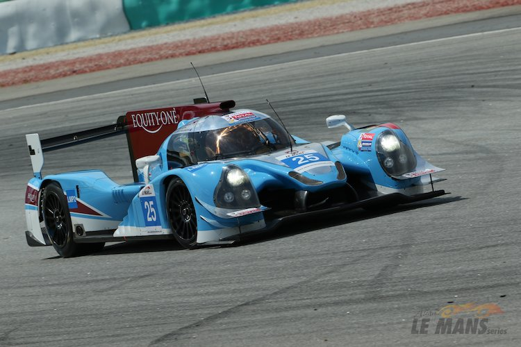 Algarve Pro Racing - Sepang