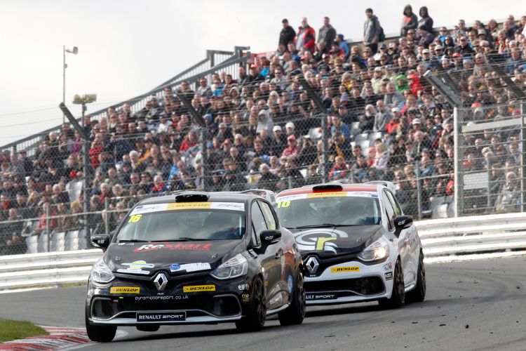 Sutton Made An Immediate Impact In The Brands Hatch Opener - Credit: Jakob Ebrey Photography