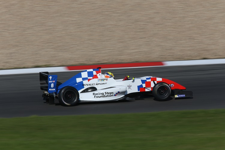 Ben Barnicoat won three times and finished fourth in the championship (Credit: Gregory Lenormand / DPPI)