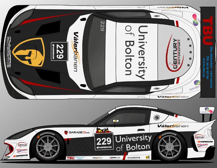 Credit: Century Motorsport