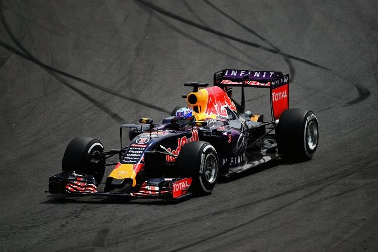 Daniel Ricciardo 20
