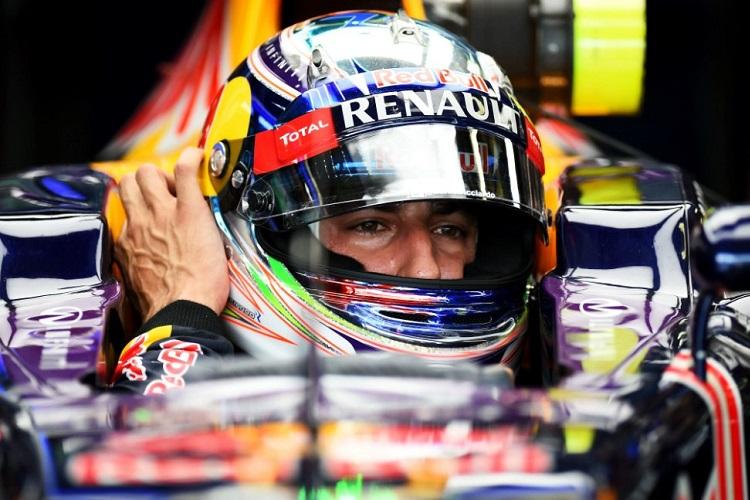 Daniel Ricciardo 21