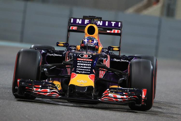 Daniel Ricciardo 22