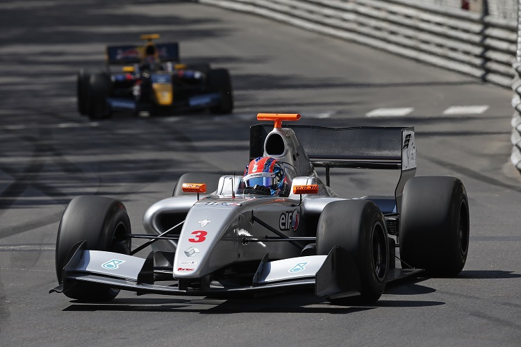 Jazeman Jaafar secured his maiden victory in Monaco (Credit: Jean Michel Le Meur / DPPI)