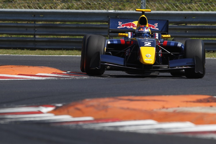 Dean Stoneman with Red Bull backing finished sixth in the championship (Credit: Florent Gooden / DPPI)