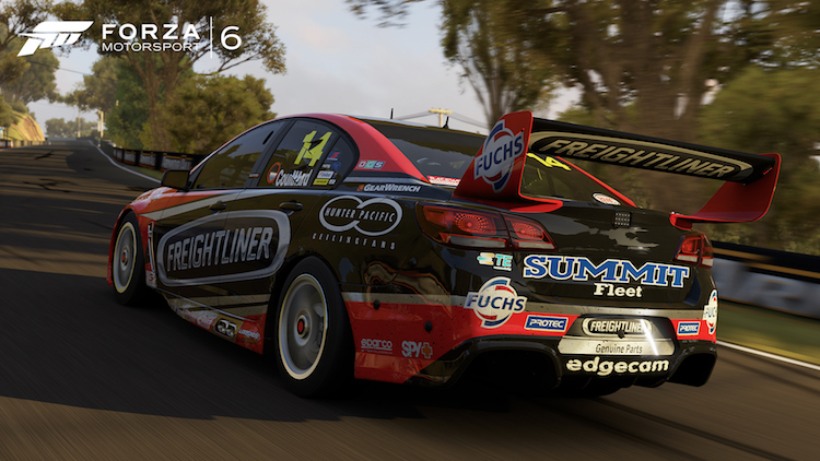 Forza Motorsport 6 - V8 Supercar