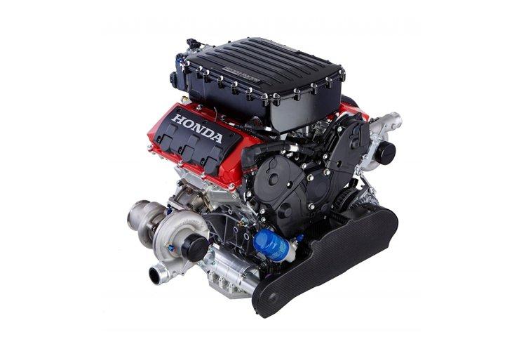 More power for 2016 as Honda début their 3.5 litre engine