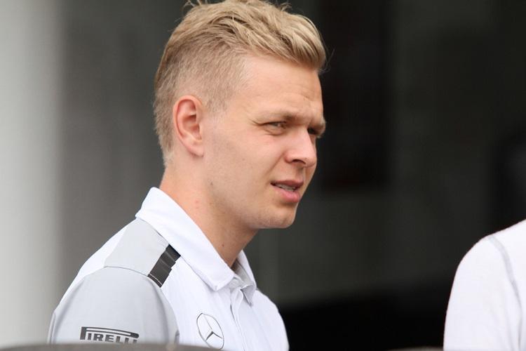 Kevin Magnussen 4