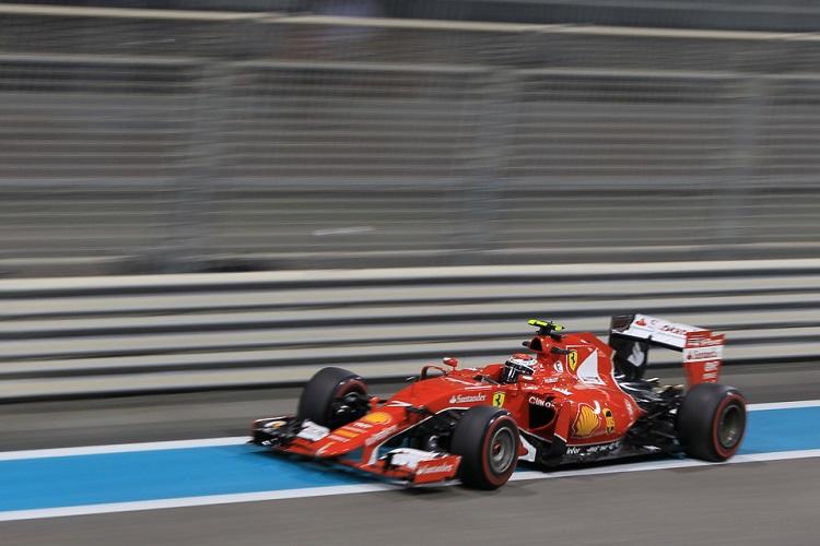 Kimi Raikkonen 18
