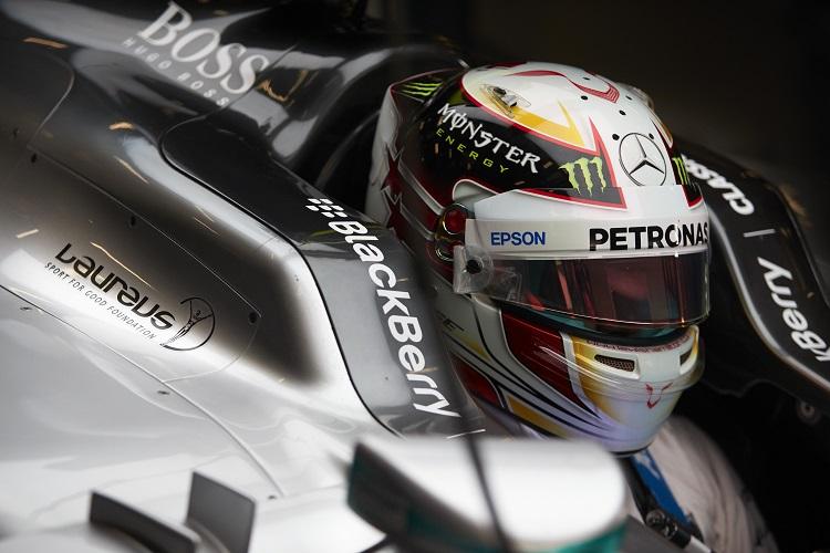 Lewis Hamilton 34