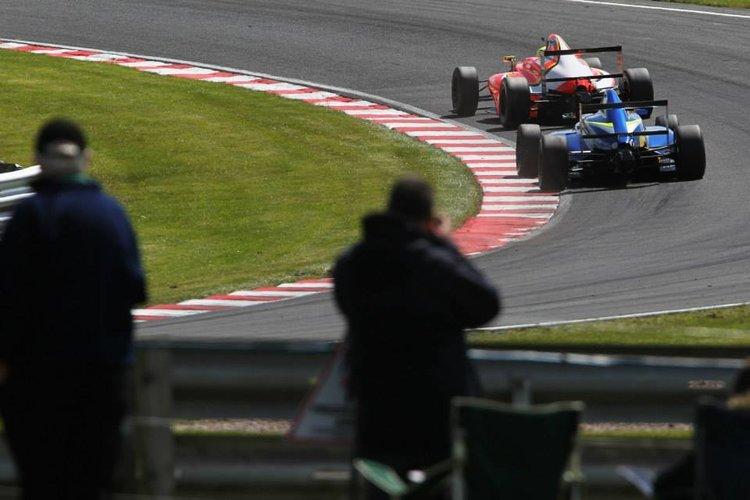 MSA Formula Norris vs Collard