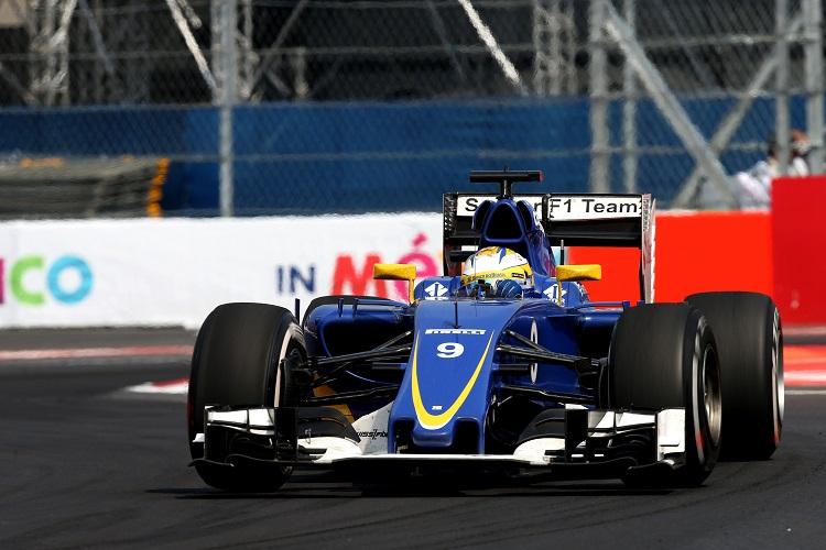 Marcus Ericsson 8