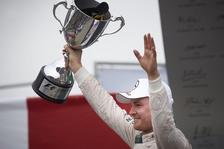 Nico Rosberg 41
