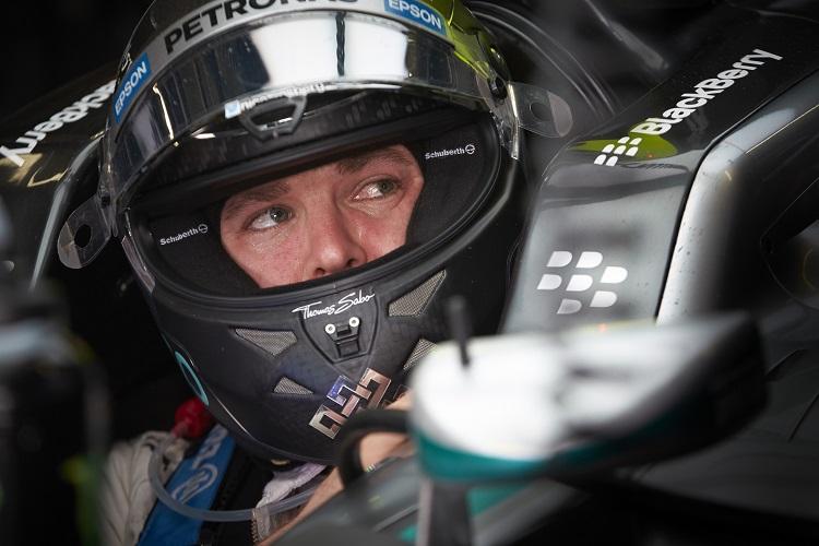 Nico Rosberg 43