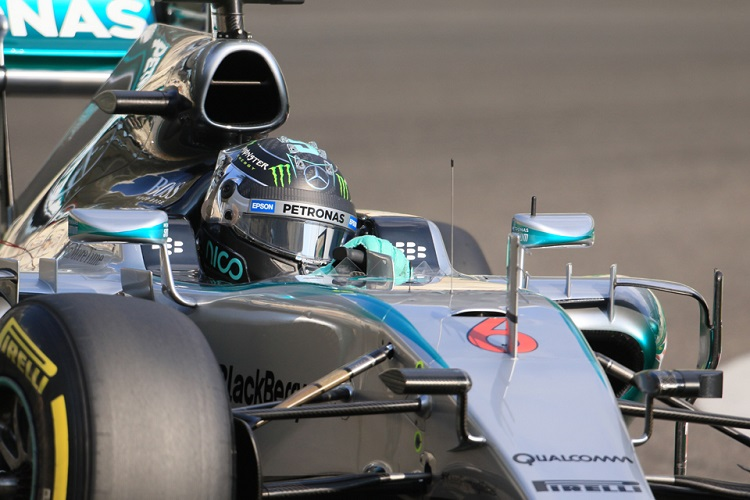 Nico Rosberg 46