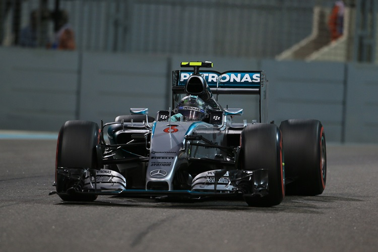 Nico Rosberg 47