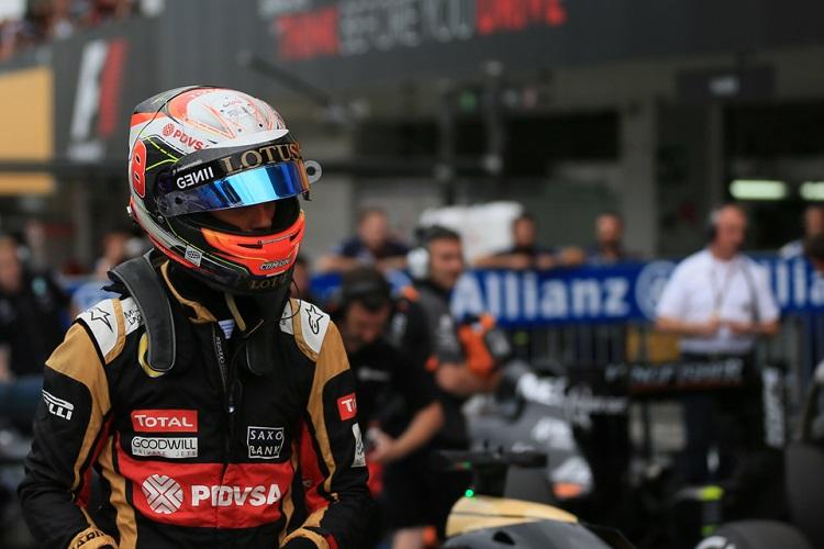 Romain Grosjean 17